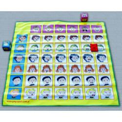 Mega gra edukacyjna Emocje 150 x 160 cm