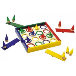 Gra zręcznościowa - latające krasnale