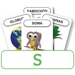 Logopedyczny Piotruś. Część V - głoska S