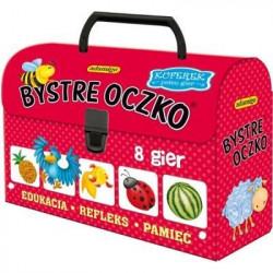 Kuferek gier - Bystre Oczko