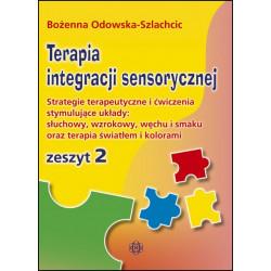 Terapia integracji sensorycznej. Zeszyt 2