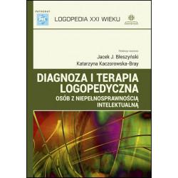 Diagnoza i terapia logopedyczna osób z niepełnosprawnością intelektualną