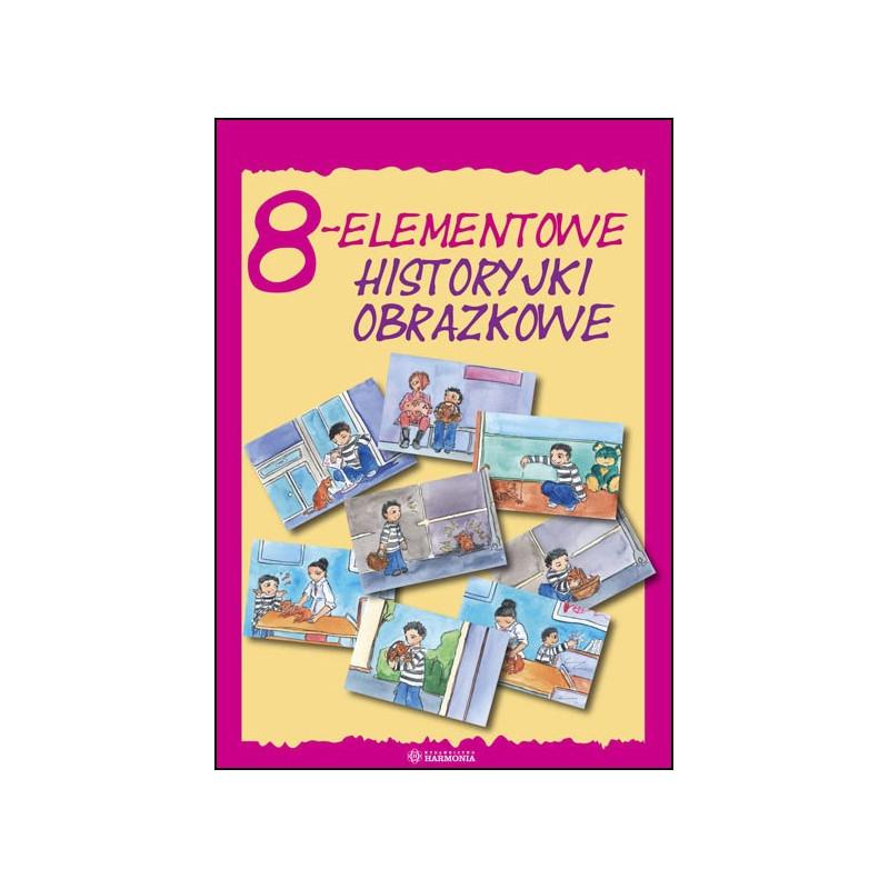 8-elementowe historyjki obrazkowe