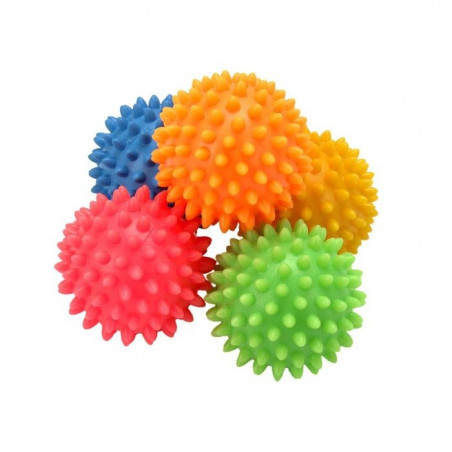 Piłeczka sensoryczna jeżyk - 6,6 cm