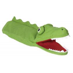 Pacynka logopedyczna Krokodyl