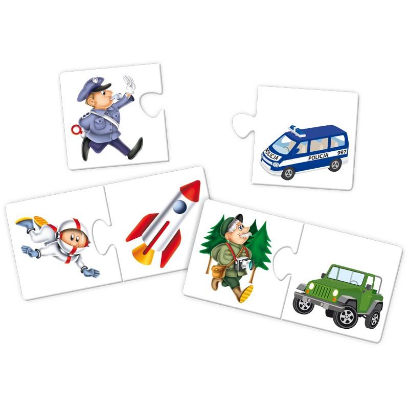 Kuferek - Pojazdy i zawody