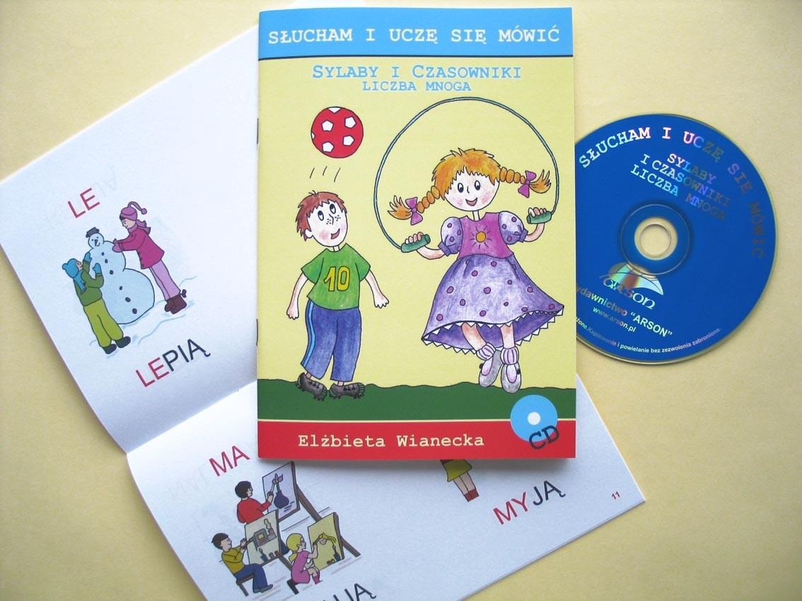 Językowe ćwiczenia słuchowe przeznaczone są dla dzieci z