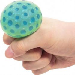 Terapeutyczny gniotek - grzybek. Pomoc sensoryczna do ćwiczenia dłoni