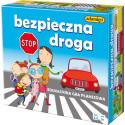 Gra edukacyjna - Bezpieczna droga