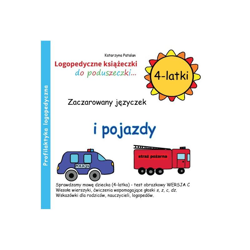 Zaczarowany języczek i pojazdy