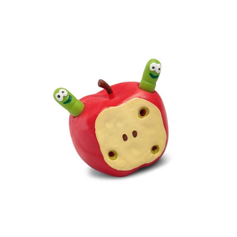 Zabawka sensoryczna - rozciągliwe jabłuszko