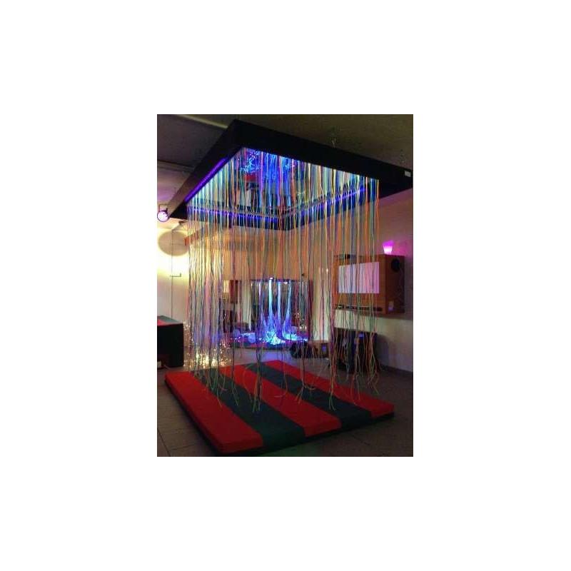 Mega prysznic świetlny 160 x 200 cm