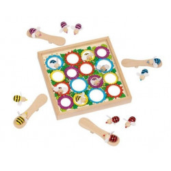 Gra zręcznościowa - latające pszczółki