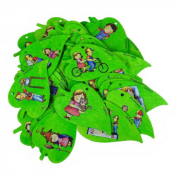 Obrazkowe listki do Drzewka Smutku i Radości