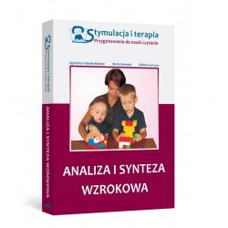 Analiza i synteza wzrokowa. Stymulacja i terapia. Przygotowanie do nauki czytania