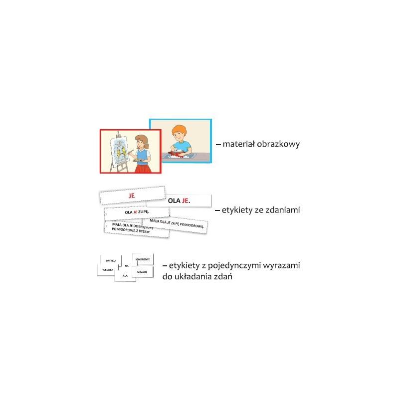 Budowanie struktury zdania. Terapia językowa dzieci i dorosłych