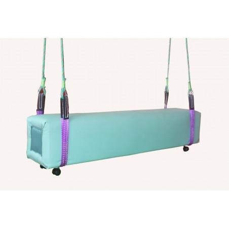 Huśtawka terapeutyczna konik 120 x 25 cm Sprzęt do terapii Integracji Sensorycznej