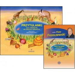 Przytulanki czyli wierszyki na dziecięce masażyki (komplet książka + płyta CD)