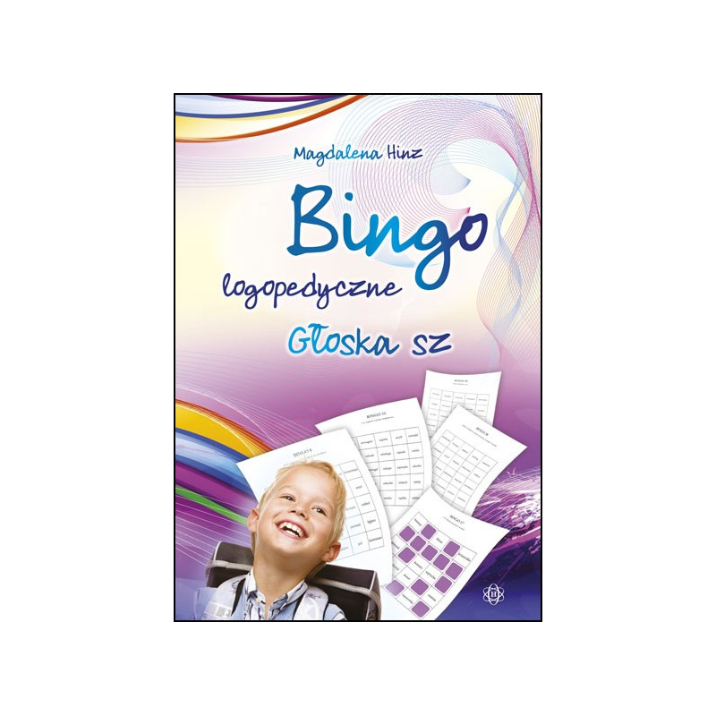 Bingo logopedyczne. Głoska sz
