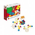 Gra edukacyjna Wzory, kolory, memory