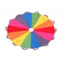 Profesjonalna chusta animacyjna 7 barw 3 m