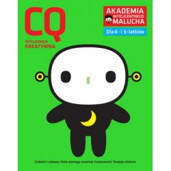 Akademia Inteligentnego Malucha. Inteligencja Kreatywna CQ. Zadania i zabawy dla 2- i 3-latków