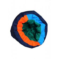 Tunel sensoryczny - pufa (otwierany)