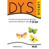 Dysleksja. Ćwiczenia funkcji poznawczych dla dzieci zagrożonych dysleksją (7 - 8 lat)