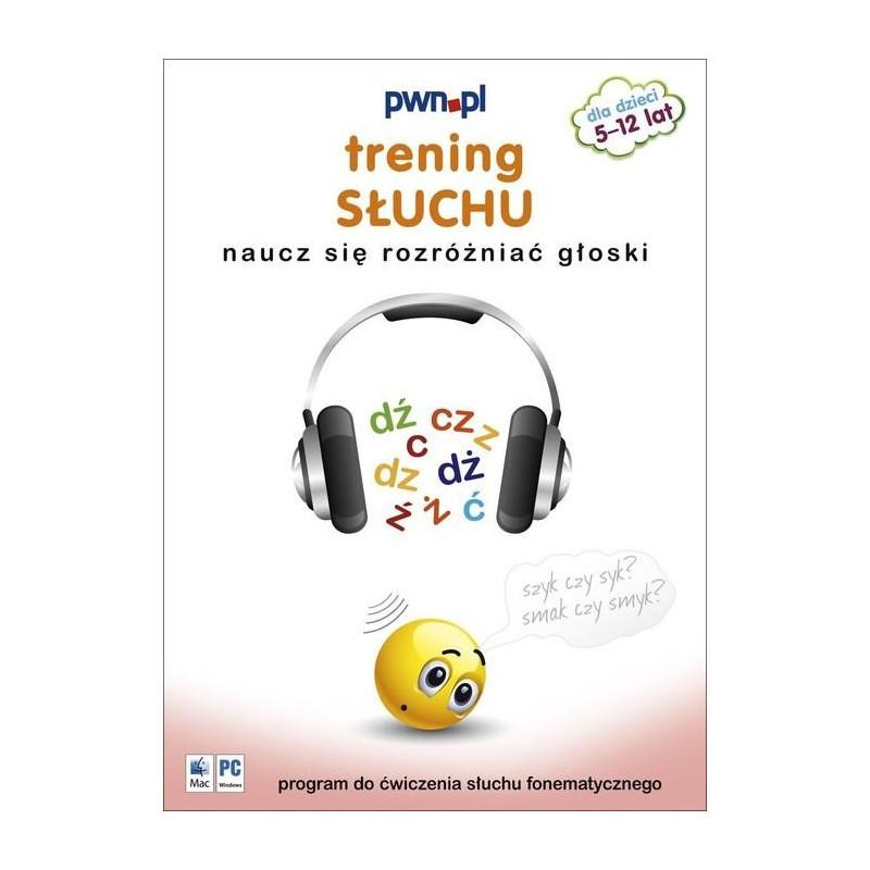 Trening słuchu. Naucz się rozróżniać głoski