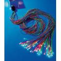 Zestaw światłowodów 100szt. x 200 cm (6 kolorów)