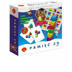 Gra edukacyjna - Pamięć 3D (MAXI)