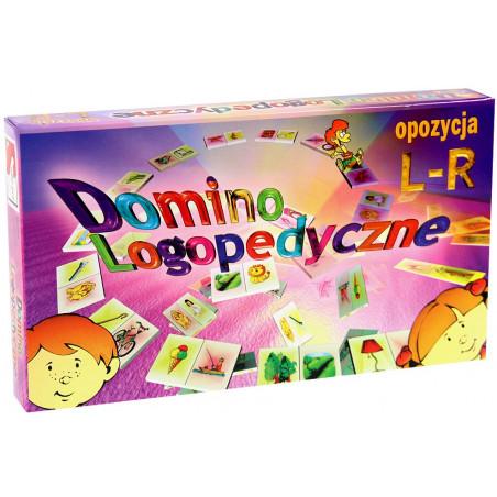 Domino logopedyczne L-R