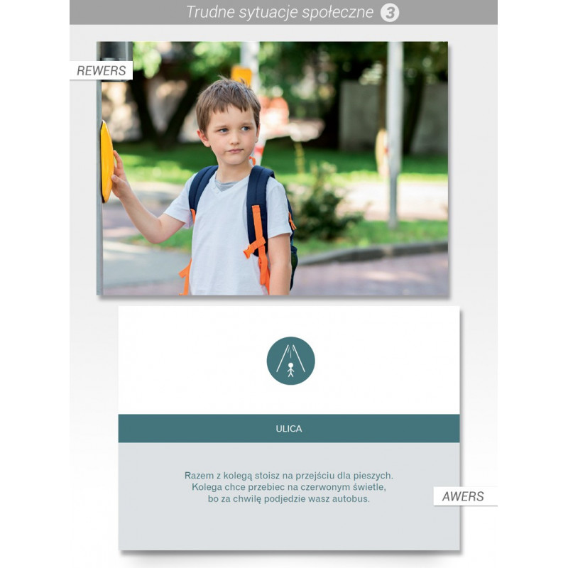 TRUDNE SYTUACJE SPOŁECZNE cz. 3 - Rozmawiam z dziećmi o sytuacjach o sytuacjach w przestrzeni publicznej