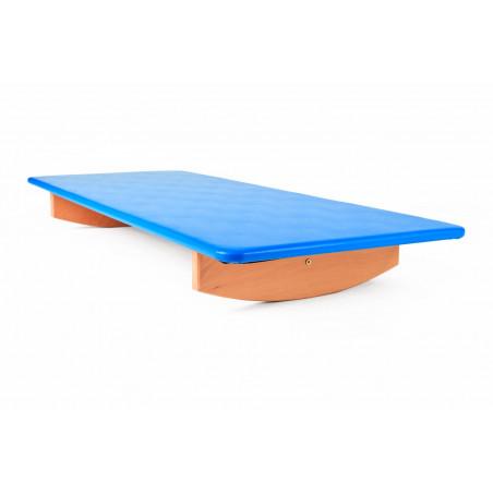 Deska do ćwiczeń równoważnych poprzeczna - kołyska duża. Sprzęt do Integracji Sensorycznej