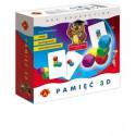 Gra edukacyjna - Pamięć 3 D