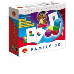 Gra edukacyjna - Pamięć 3D