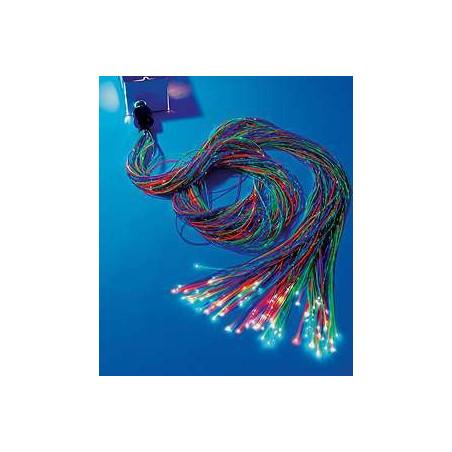 Zestaw światłowodów 150 szt x 300 cm (6 kolorów)