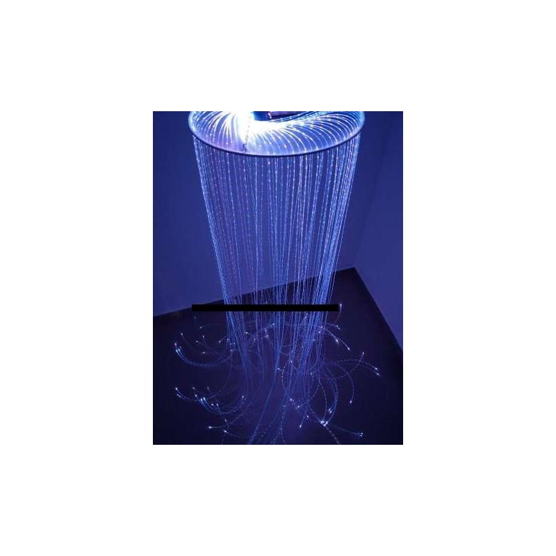 Baldachim światłowodów koło/kwadrat 60 cm