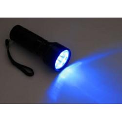 Miniaturowa latarka UV