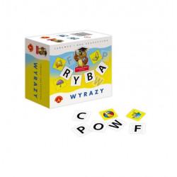 Gra edukacyjna - Wyrazy