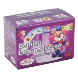 Domino logopedyczne opozycja: cz-c, d-g