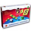 Gra edukacyjna - Samogłoski i spółgłoski