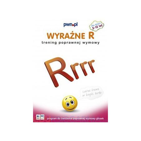 Wyraźne R - trening poprawnej wymowy