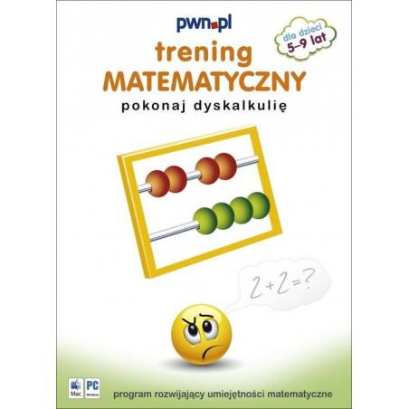 Trening matematyczny - pokonaj dyskalkulię