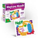 Gra edukacyjna - Magiczne mozaiki 300 szt.