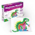 Gra edukacyjna - Magiczne mozaiki 500 szt.