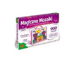 Gra edukacyjna - Magiczne mozaiki 900 szt.