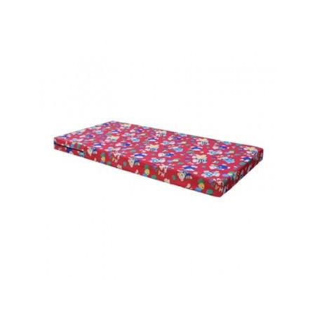 Materacyk wypoczynkowy tkanina 140/60/8 cm