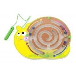 Labirynt magnetyczny - Ślimaczek