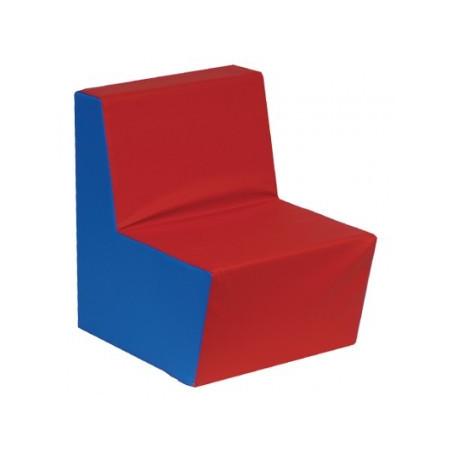 Fotelik piankowy skaj